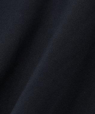 組曲 KIDS 【100cm】レトロワンピース ネイビー系