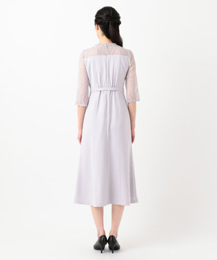 Feroux マーメイドシック ドレス アイスブルー