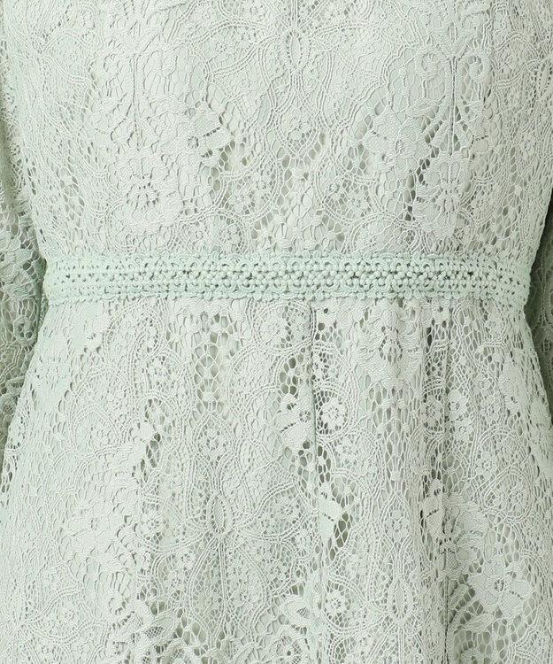 Feroux オーナメントレース ドレス
