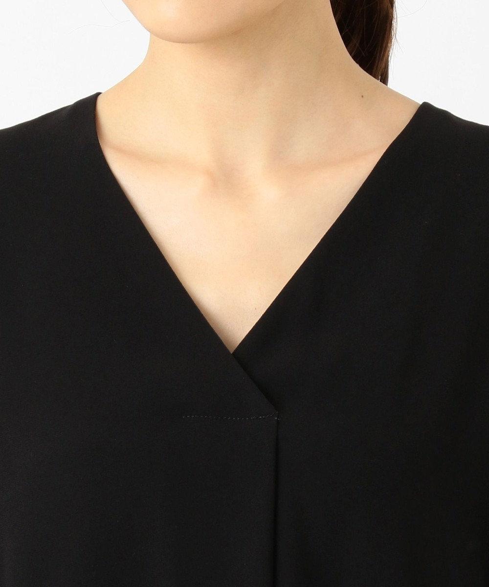 Paul Smith 【洗える!】 カラーコントラストカフス ワンピース ブラック系