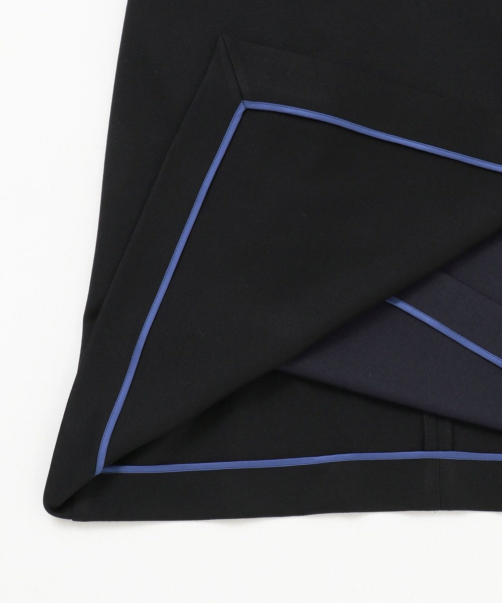 Paul Smith 【洗える】ミラノジャージ ワンピース ブラック系