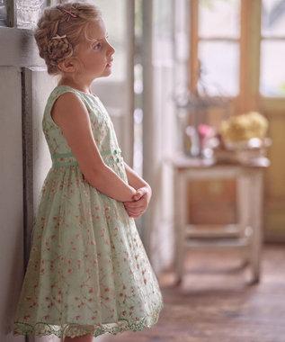 【100-140cm】Anagallis ドレス