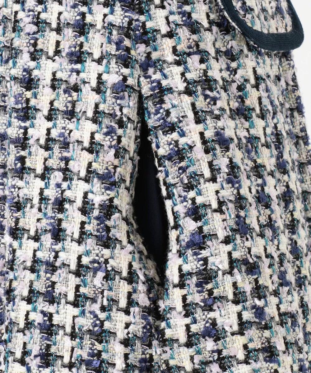 TOCCA BAMBINI 【WEB限定/150-160cm】WINDOW ワンピース ネイビー系7