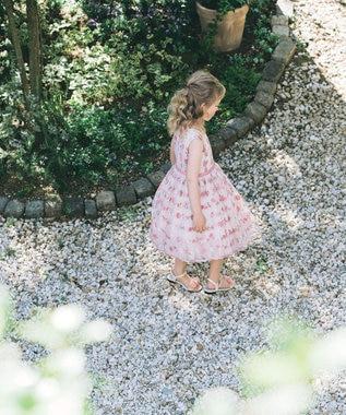 TOCCA BAMBINI 【KIDS】LA DOLCE VITA ドレス ローズ系7