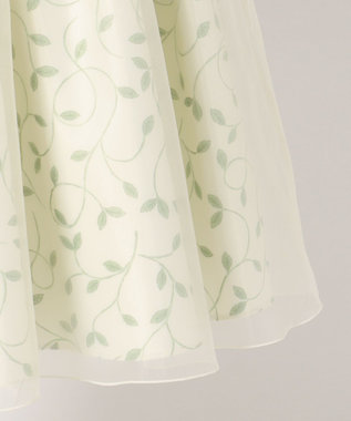 TOCCA BAMBINI 【SCHOOL】CLEMATIS ドレス アイボリー系