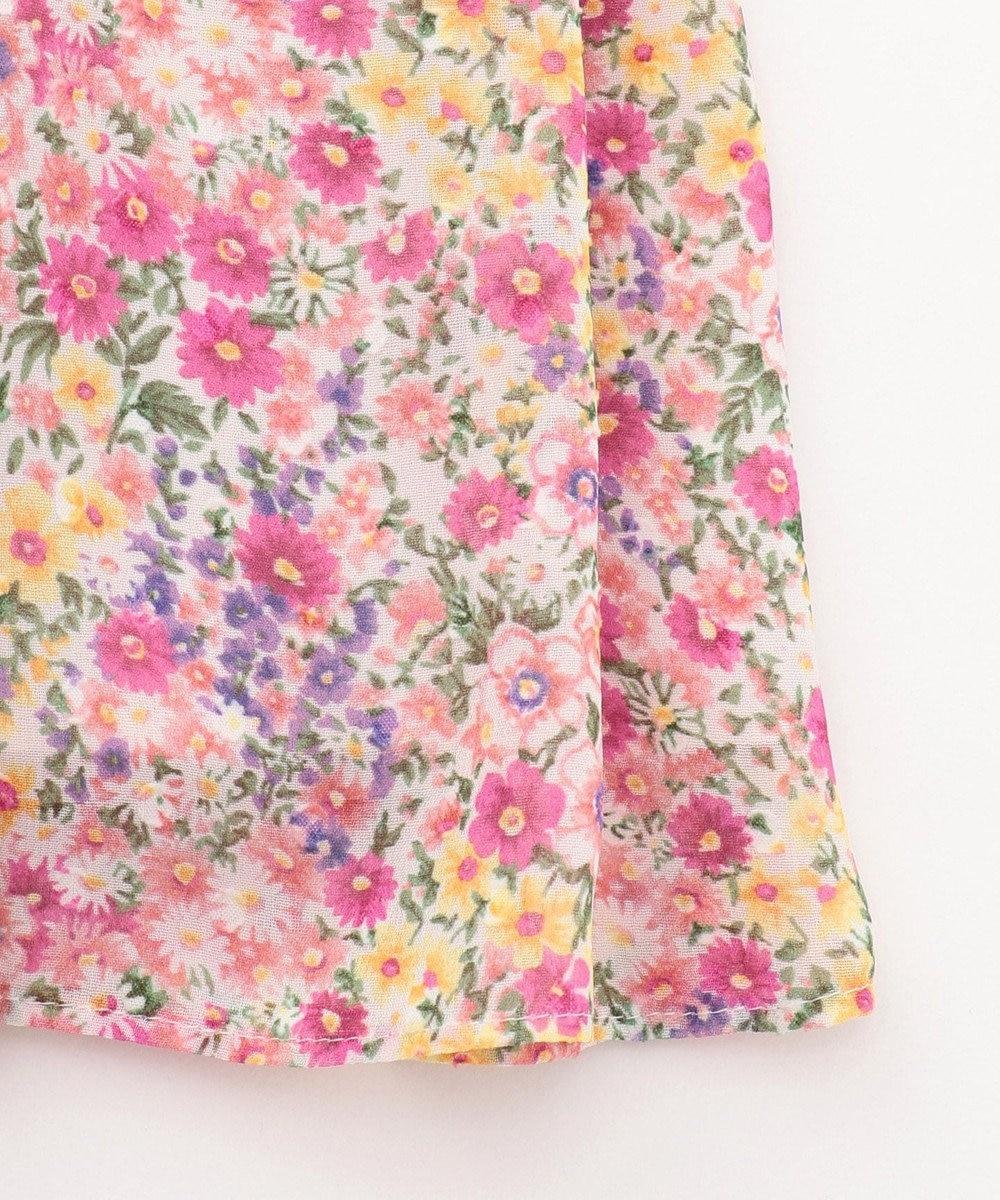 TOCCA BAMBINI 【BABY】Powerful Blooms ワンピース ローズ系5