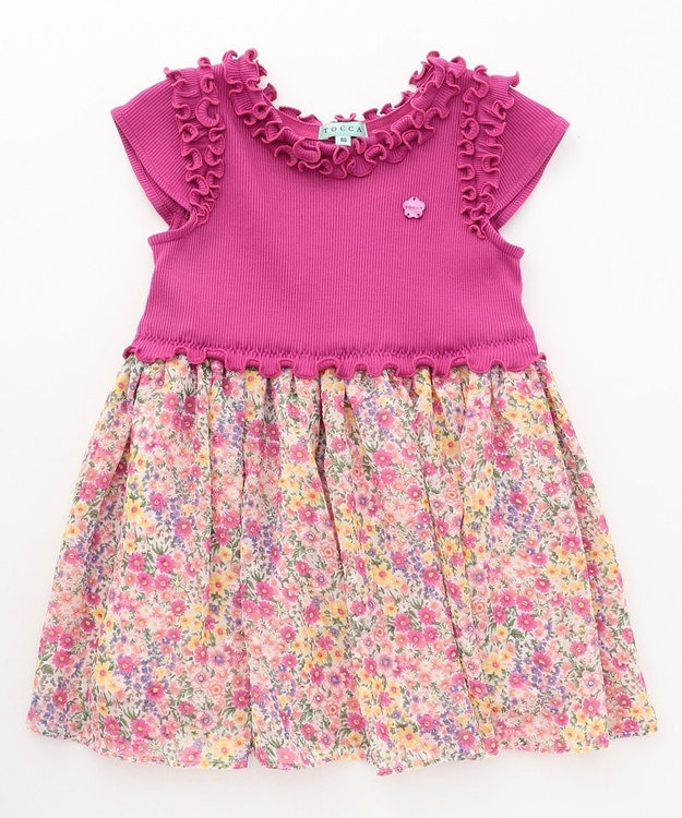 TOCCA BAMBINI 【BABY】Powerful Blooms ワンピース