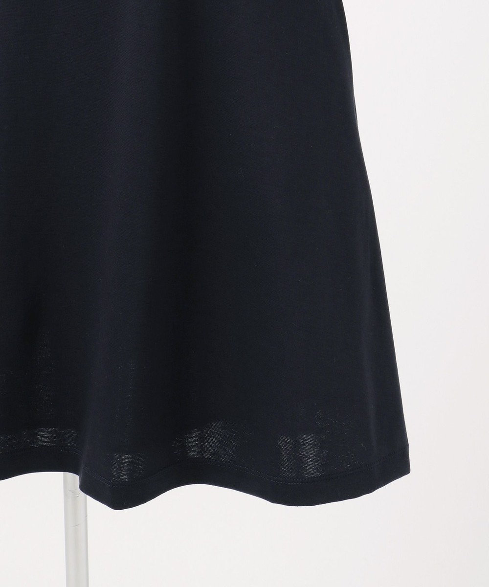TOCCA BAMBINI 【SCHOOL】ミルフィーユリボン ワンピース ネイビー系