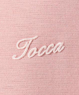 TOCCA BAMBINI 【SCHOOL】ミルフィーユリボン ワンピース ローズ系