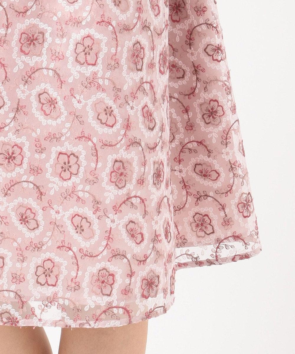 TOCCA 【洗える!】ENDLESS WALTS ドレス ピンク系7