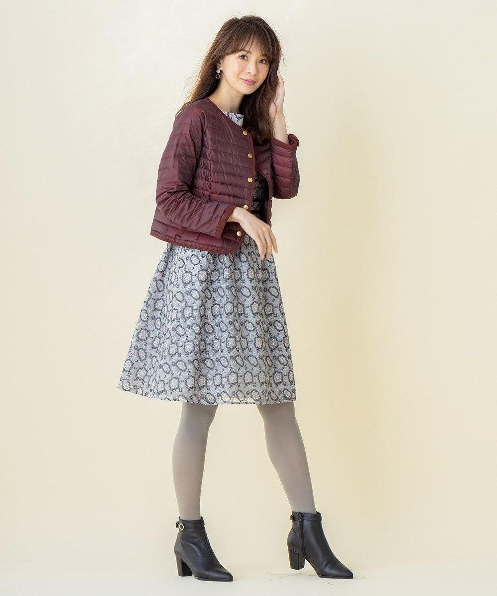 TOCCA 【洗える!】ENDLESS WALTS ドレス グレー系7