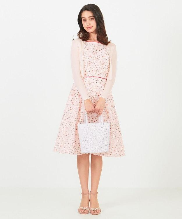 TOCCA 【洗える!】TRUMPET FLOWER ドレス