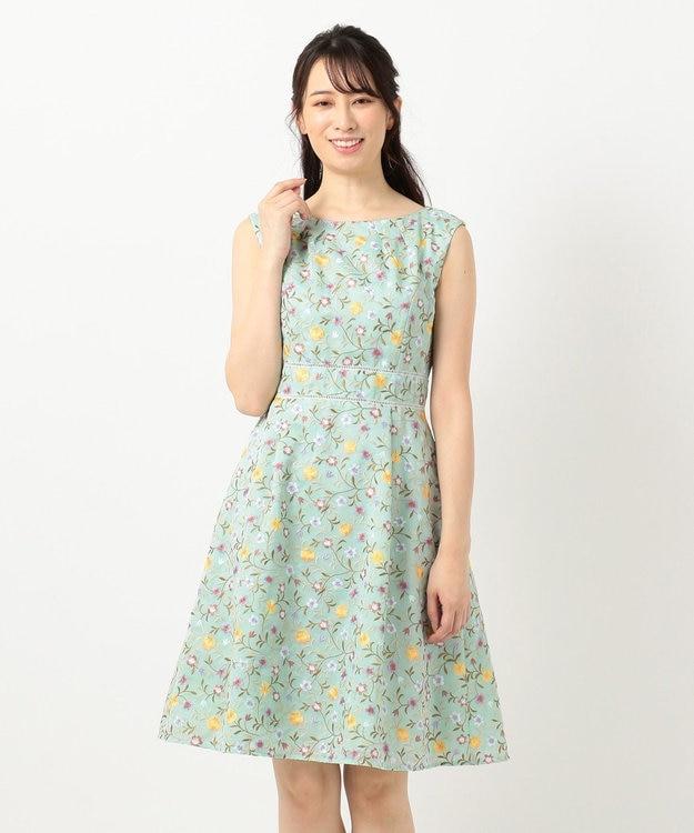 TOCCA 【洗える!】FLOWER FRIENDS ドレス