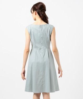 TOCCA 【洗える!】JULIETA ドレス ライトグリーン系