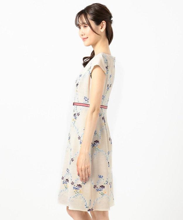 TOCCA 【25周年&洗える!】RAMBLING ROSE ドレス