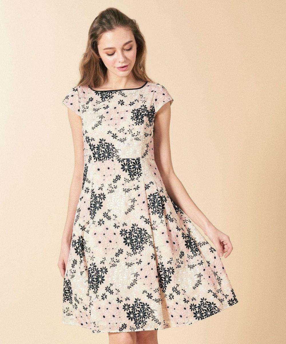 TOCCA 【25周年&洗える!】CEREJEIRA ドレス ベージュ系7