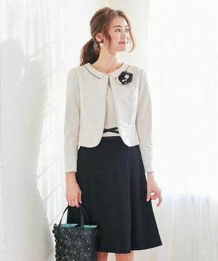 TOCCA 【再入荷&洗える!】LUMINOUS ドレス ベージュ系
