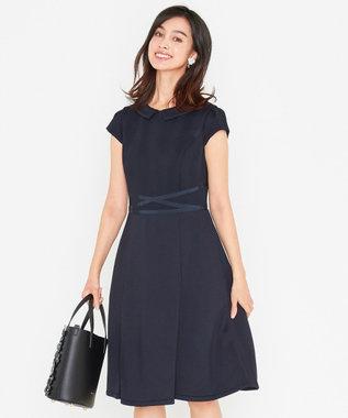TOCCA 【再入荷&洗える!】LUMINOUS ドレス ネイビー系