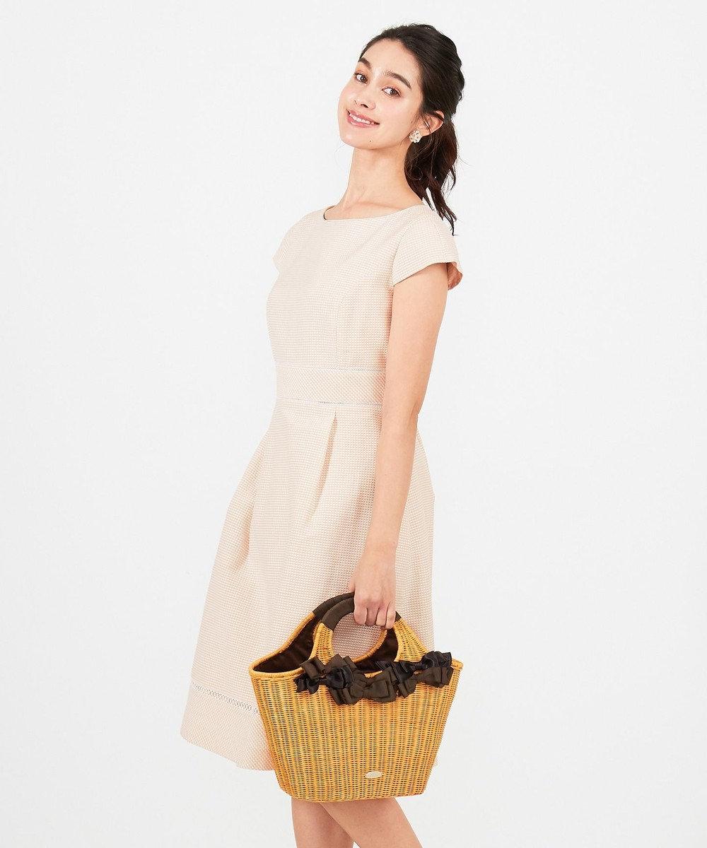 TOCCA 【洗える!】WATER GLASS ドレス ベージュ系3