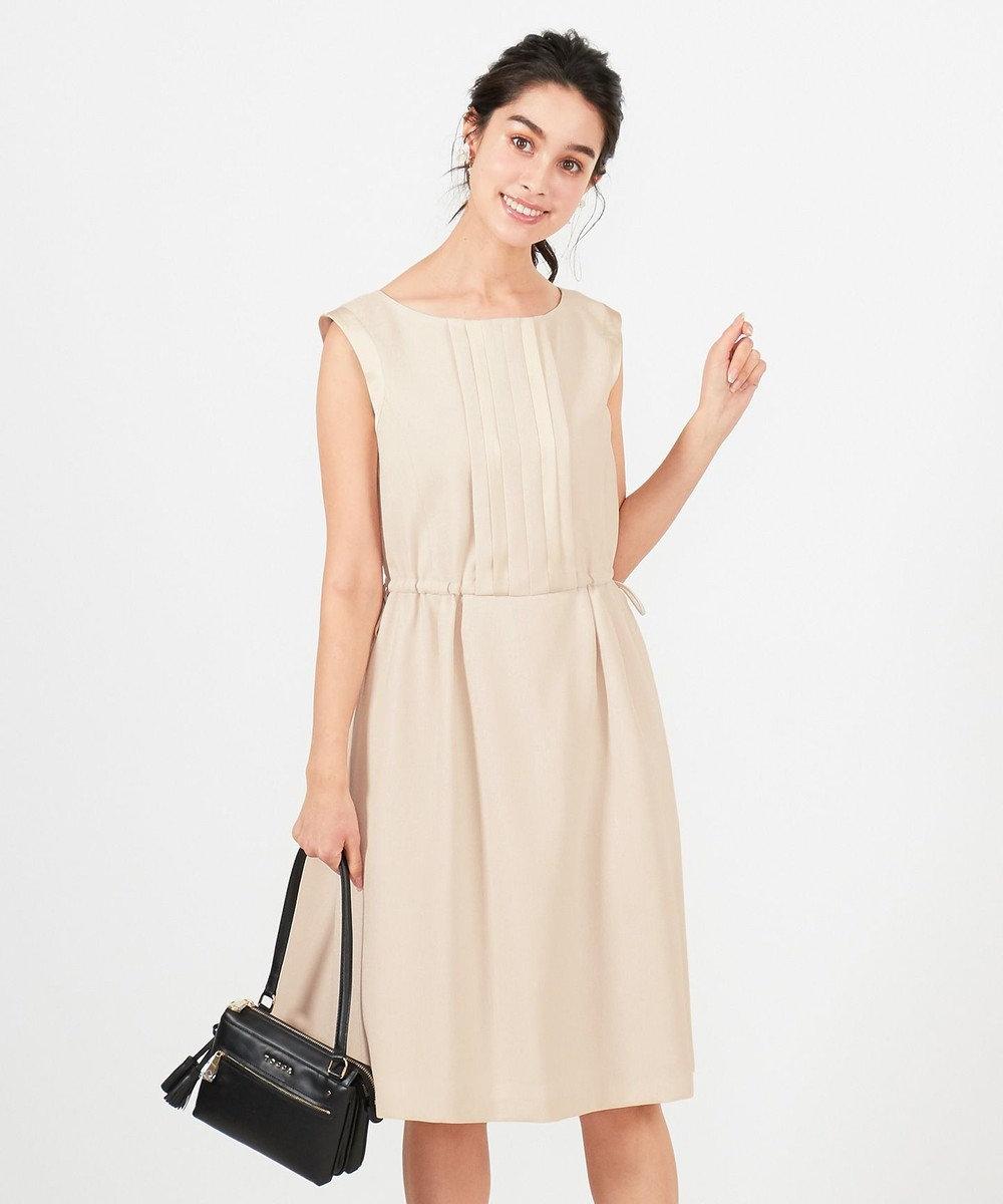 TOCCA 【洗える!】SPRINGTIME ドレス ベージュ系