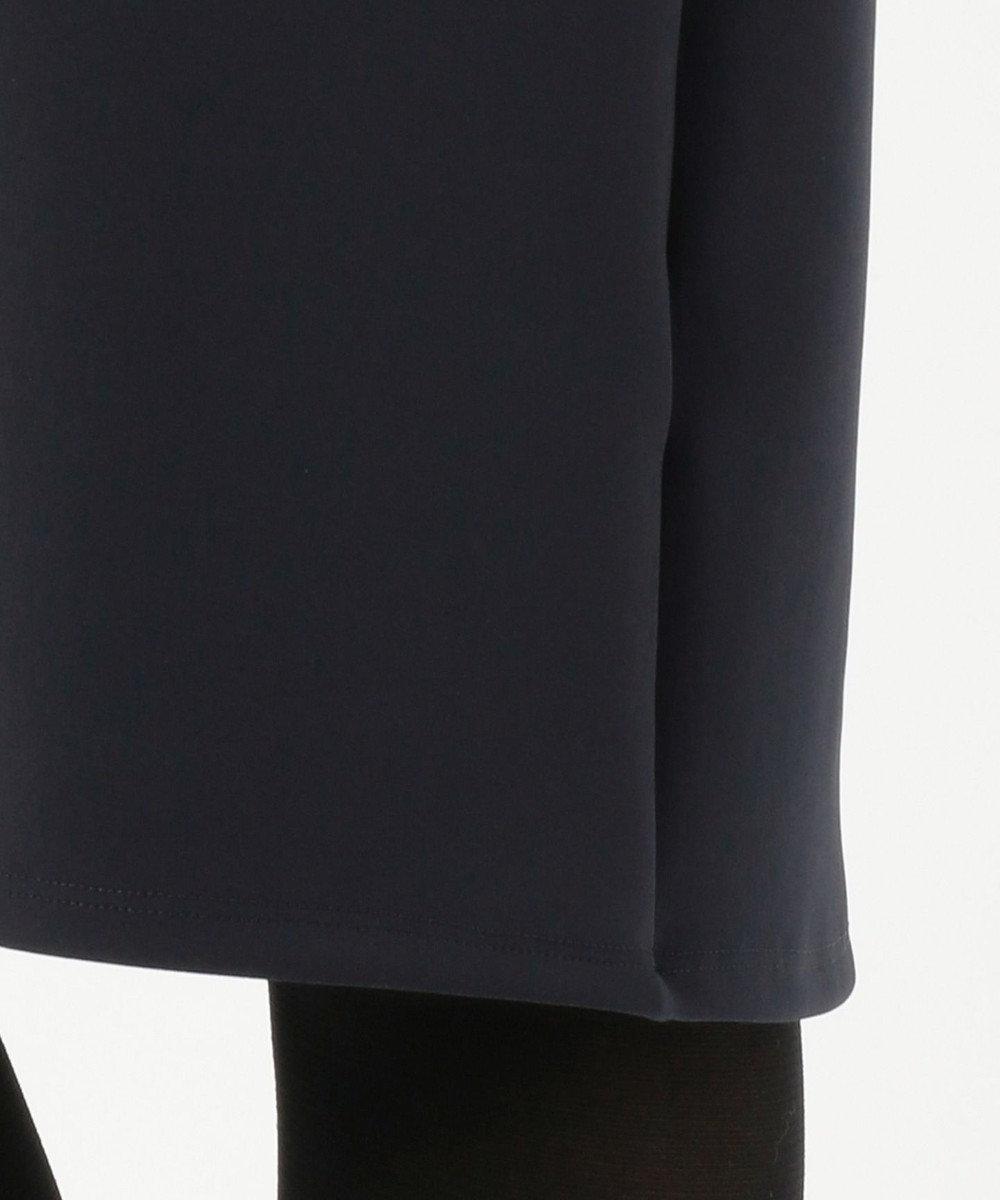 TOCCA 【洗える!】CRISTMASROSE SMILE フラワーモチーフドレス ネイビー系
