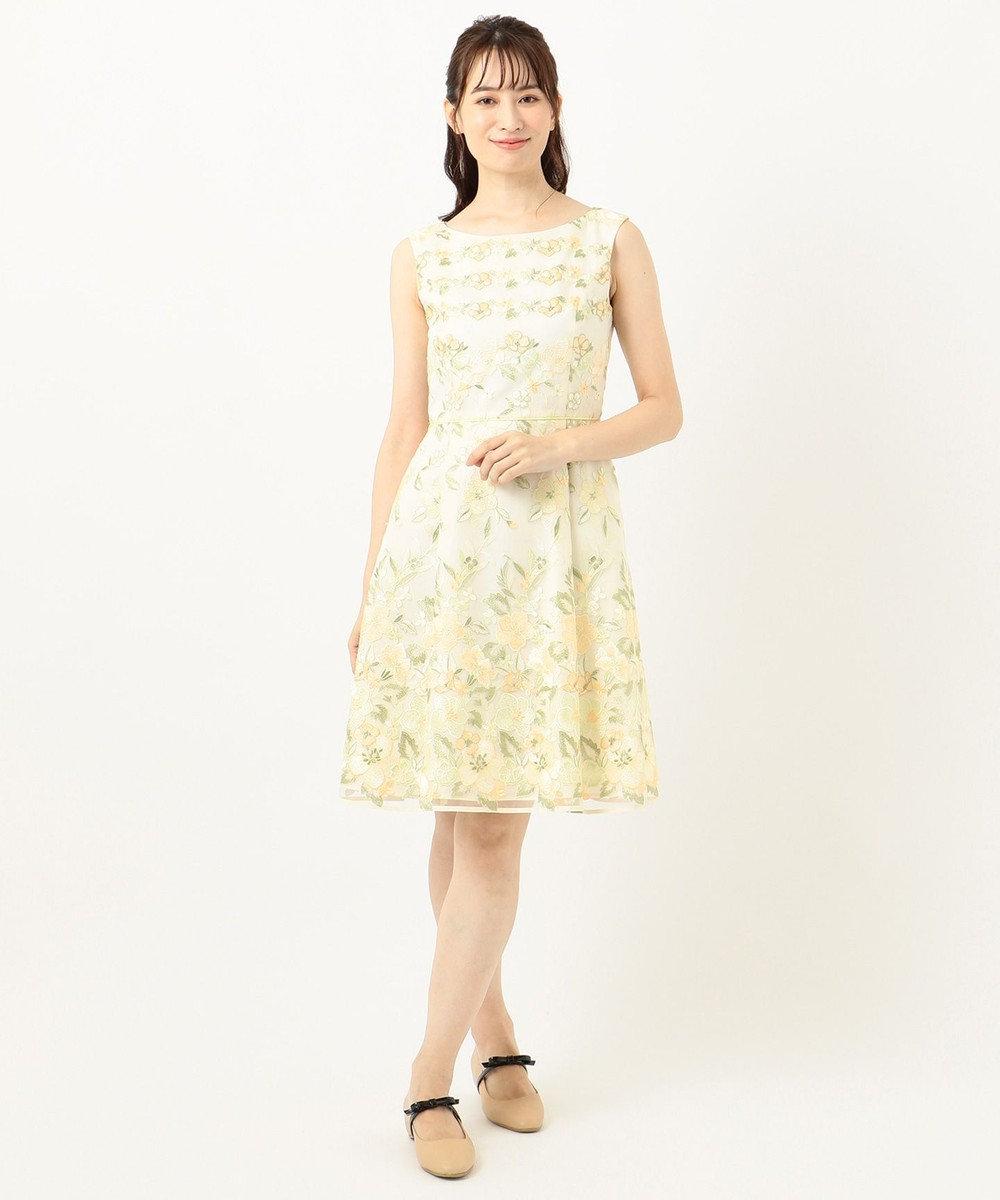 TOCCA 【洗える!】AROMATICA ドレス イエロー系7