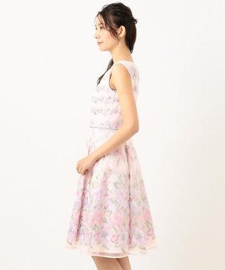 TOCCA 【洗える!】AROMATICA ドレス ピンク系7