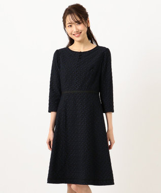 TOCCA 【洗える!】NASTRINO ドレス ネイビー系7