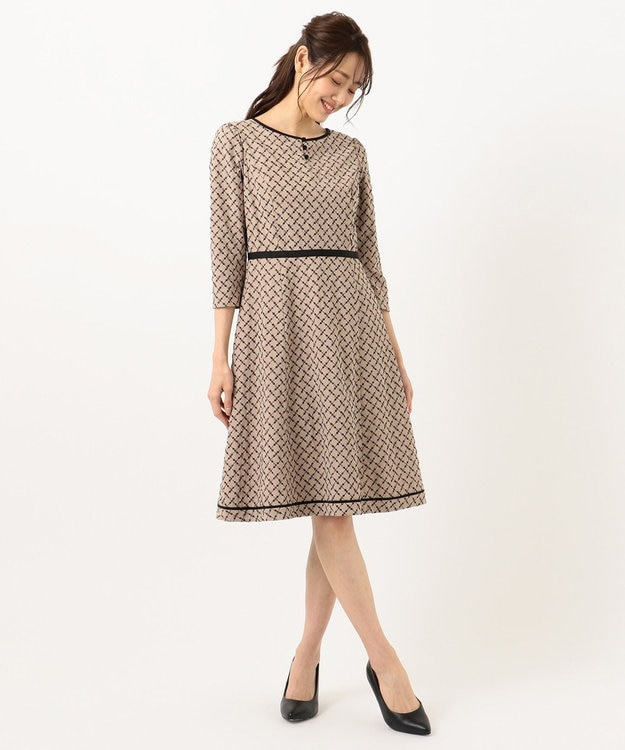 TOCCA 【洗える!】NASTRINO ドレス