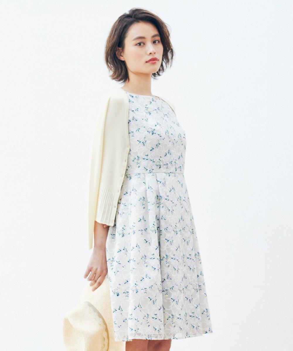 TOCCA 【WEB限定カラー有】MADONNA LILY ドレス アイボリー系7
