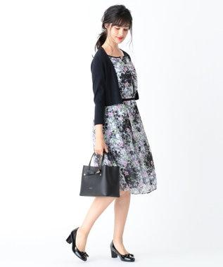 TOCCA 【洗える!】SUMMER SNAP ドレス ブラック系5