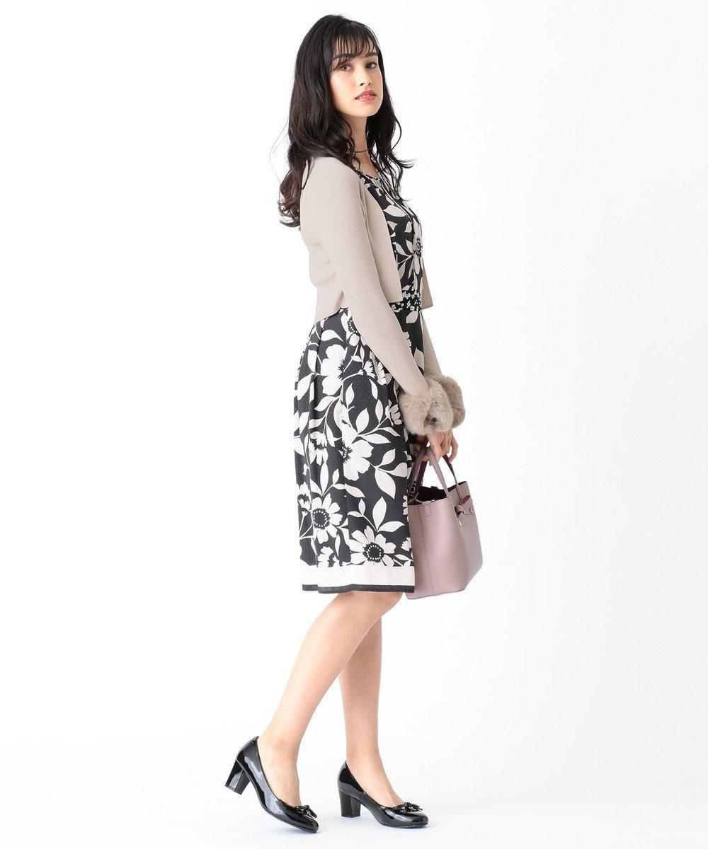 TOCCA 【洗える!】SOLEIR ドレス ブラック系5