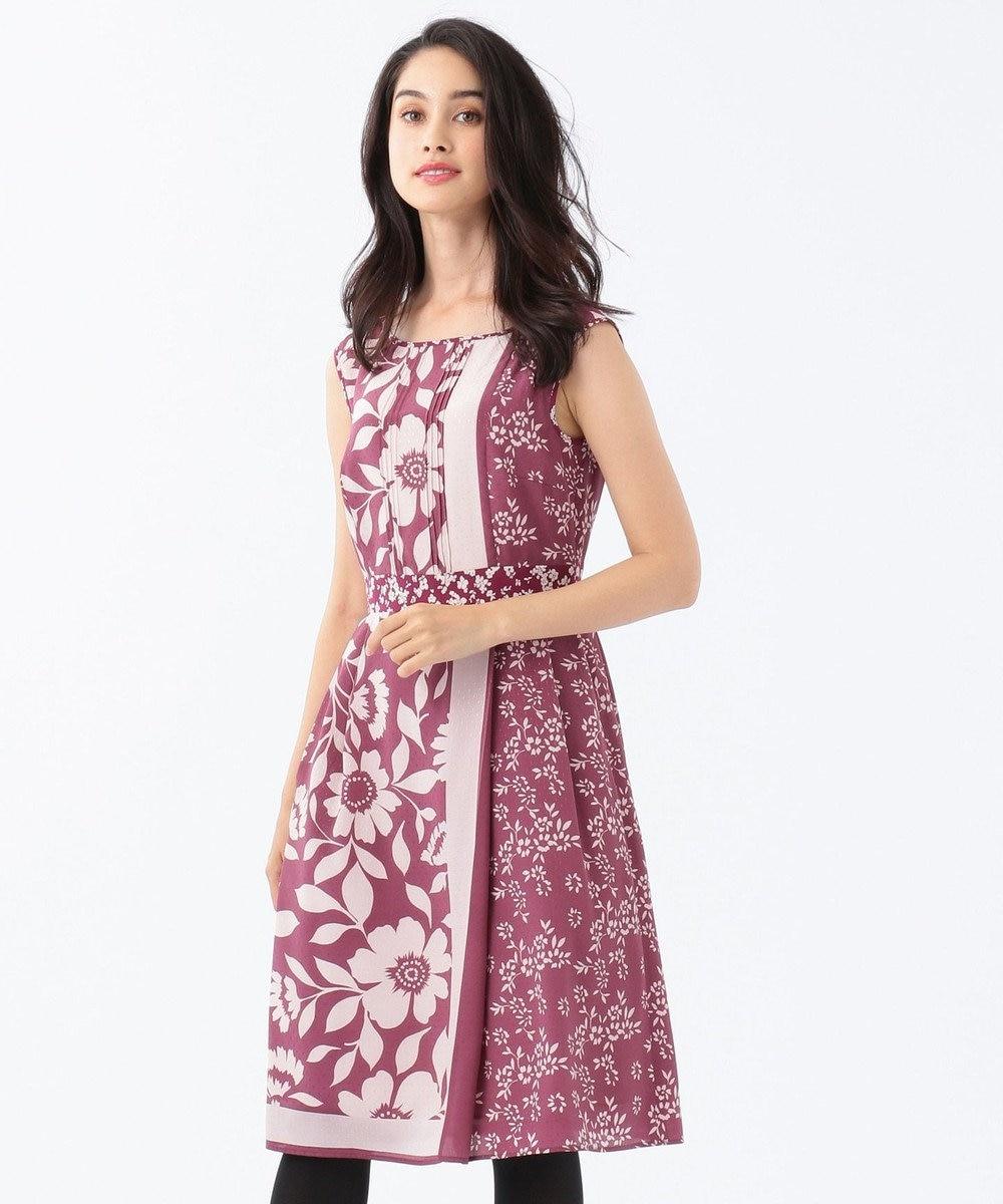 TOCCA 【洗える!】SOLEIR ドレス ワイン系5