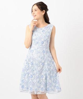 TOCCA STELLA ドレス [限定]サックスブルー系