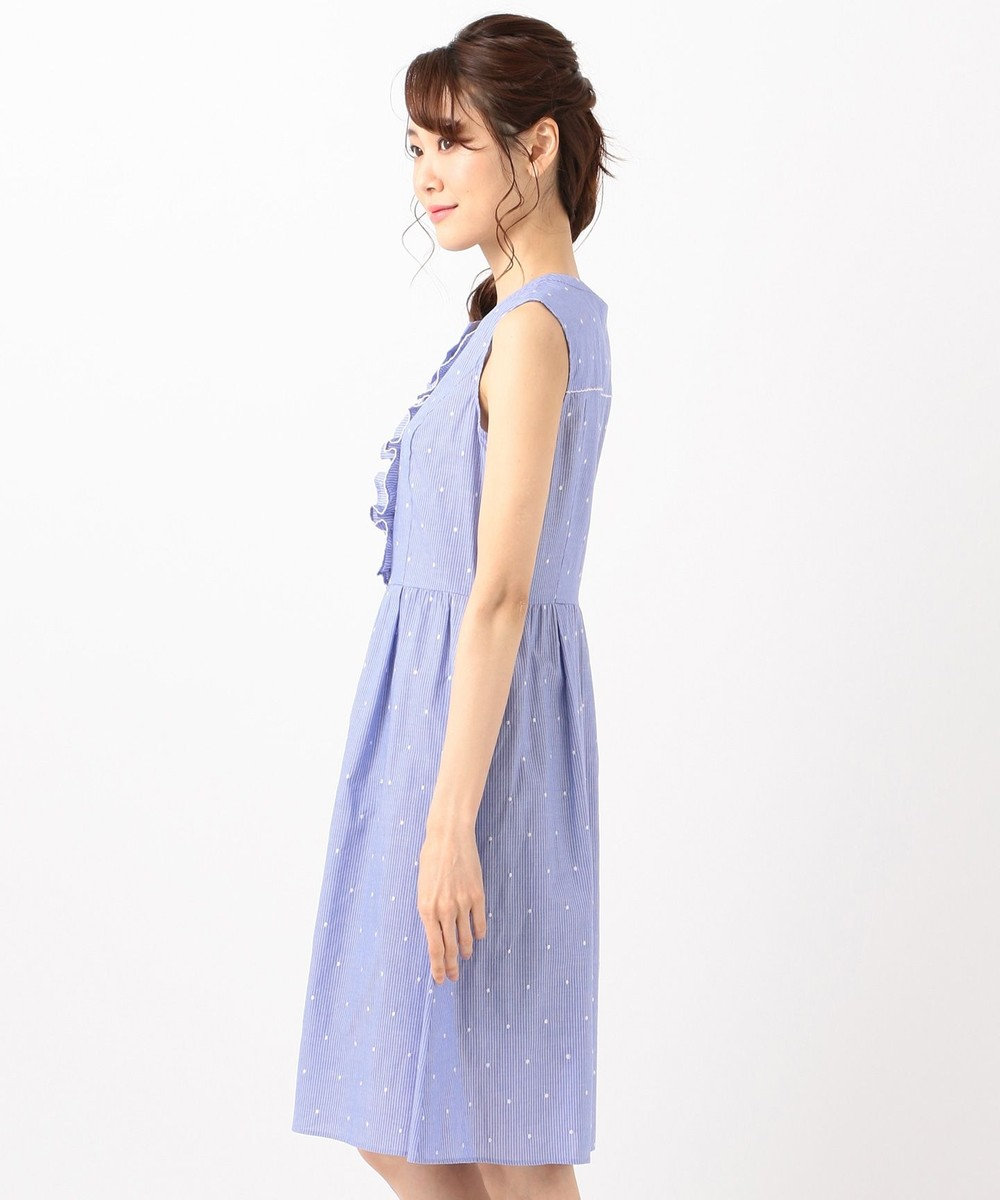 TOCCA 【CAPSULE COLLECTION】SOPHIA ドレス ブルー系