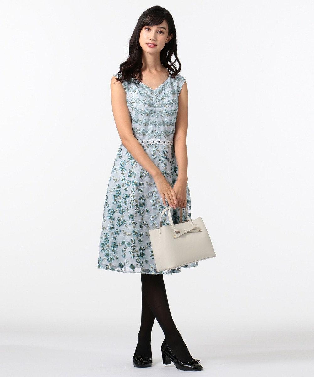 TOCCA 【復刻&新色】LATIFOLIA ドレス サックスブルー系7