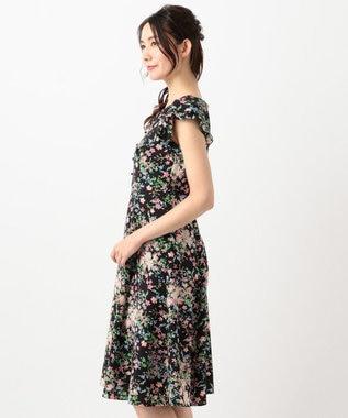 TOCCA 【洗える!】DIAMOND FIZZ ドレス ブラック系5