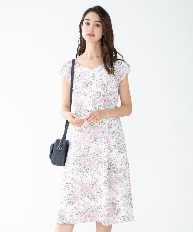 TOCCA 【洗える!】DIAMOND FIZZ ドレス