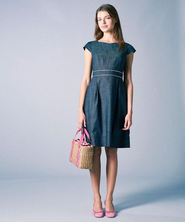 TOCCA 【洗える!】BAHR ドレス