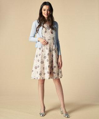 TOCCA 【2019春のWEB限定カラー】ANEMONE FLOWER ドレス アイボリー系7