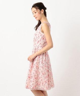 TOCCA 【2019春のWEB限定カラー】MARIETA ドレス [限定]ピンク系7