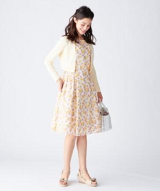 TOCCA 【2019春のWEB限定カラー】MARIETA ドレス イエロー系7