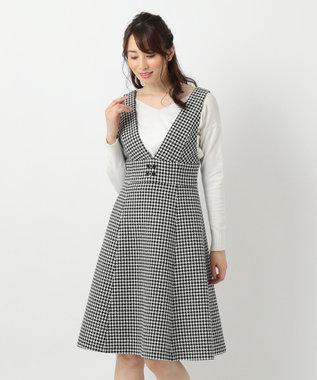 TOCCA TWIGGY ドレス ブラック系3