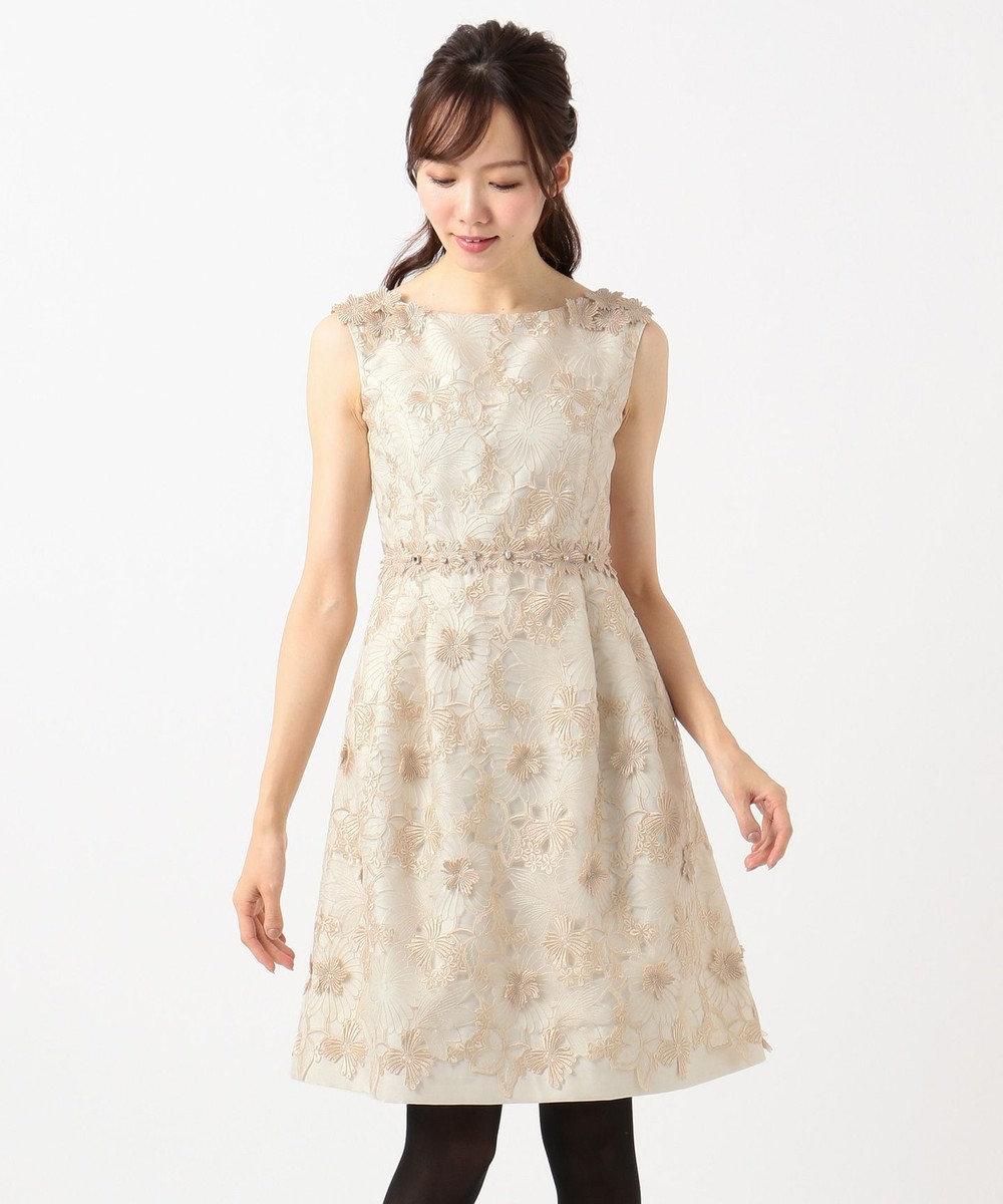 TOCCA 【SNOWFLAKE WALTZ】SNOWFLAKE WALTZ ドレス ベージュ系7