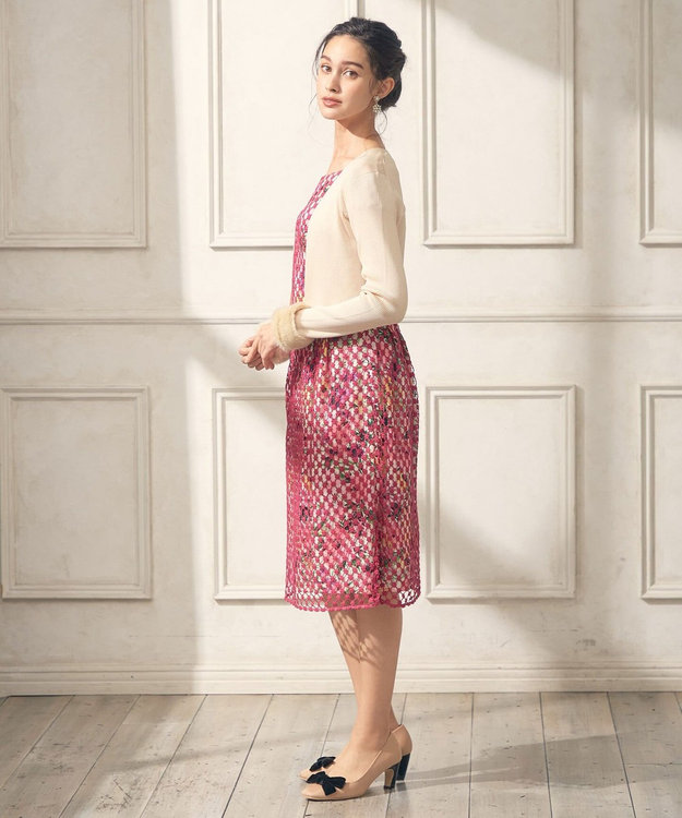 TOCCA 【GOLD LABEL】BLOOMING ドレス