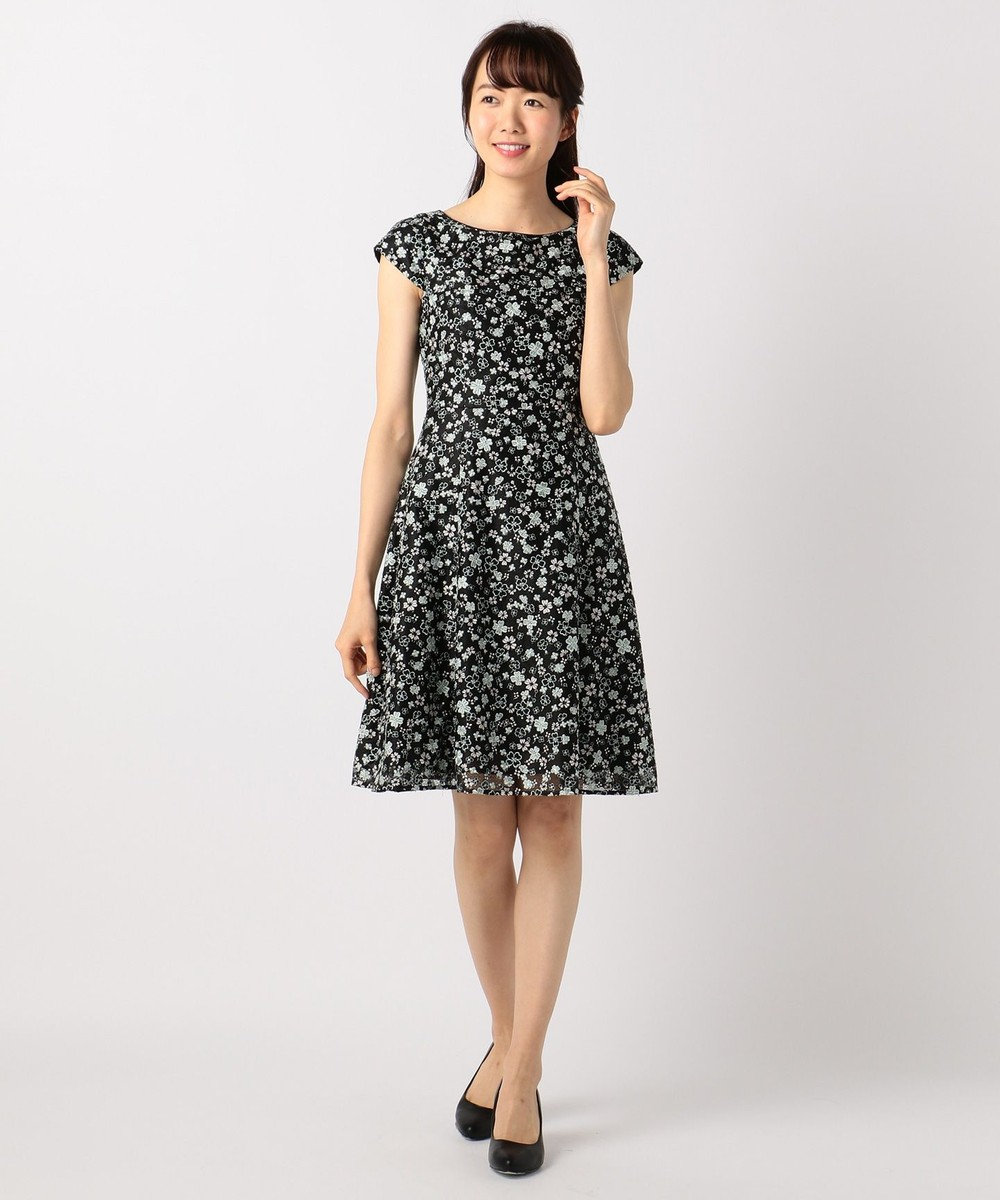 TOCCA GYPSY DEEP ROSE ドレス ブラック系7