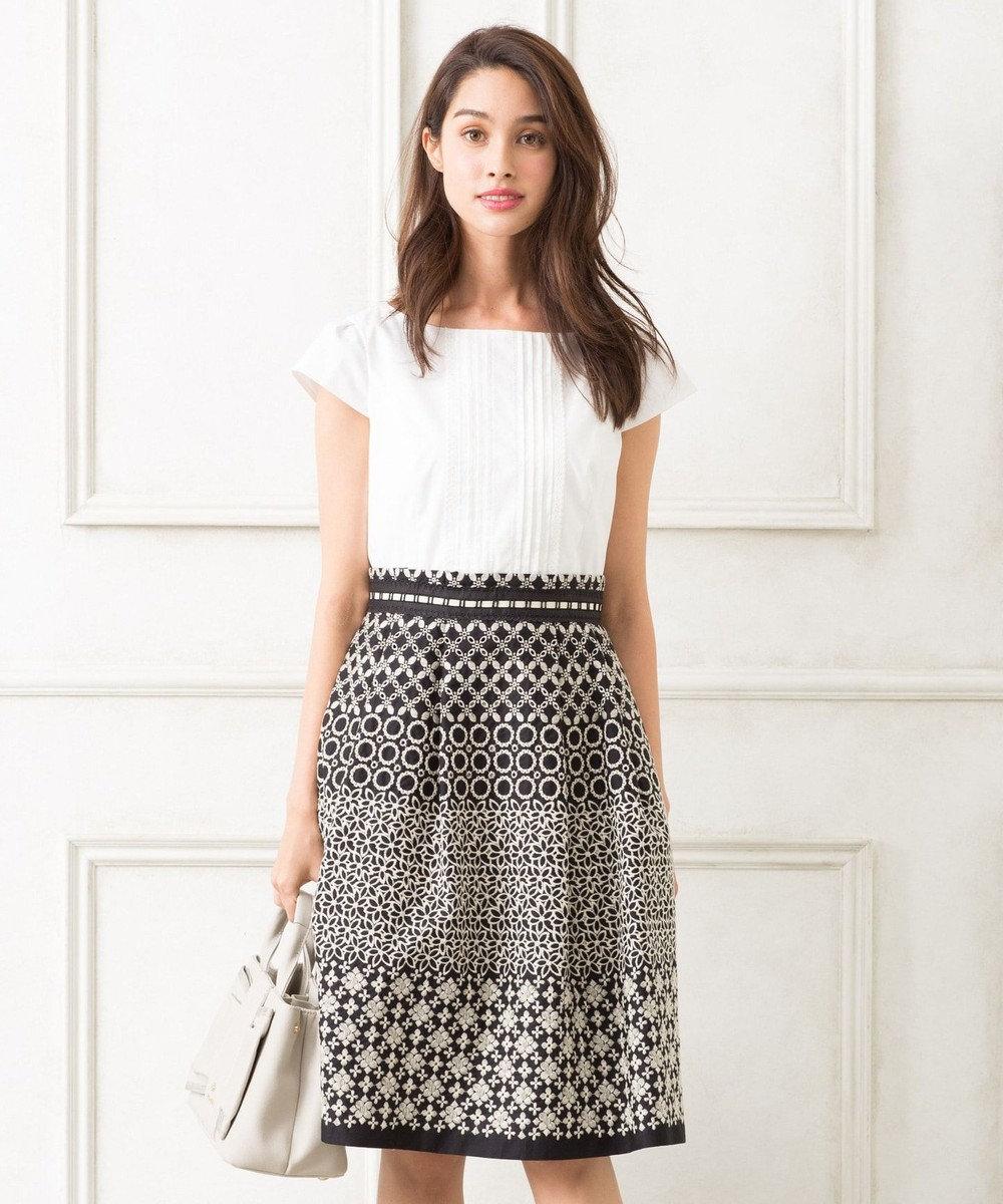 TOCCA 【洗える!】AUDREY18 ドレス ブラック系