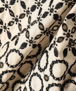 TOCCA 【洗える!】AUDREY18 ドレス ベージュ系
