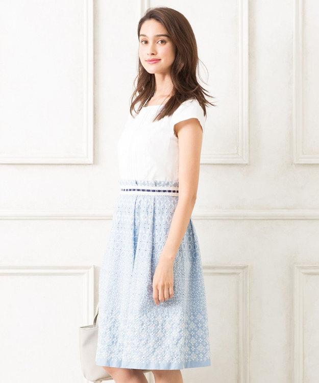 TOCCA 【洗える!】AUDREY18 ドレス