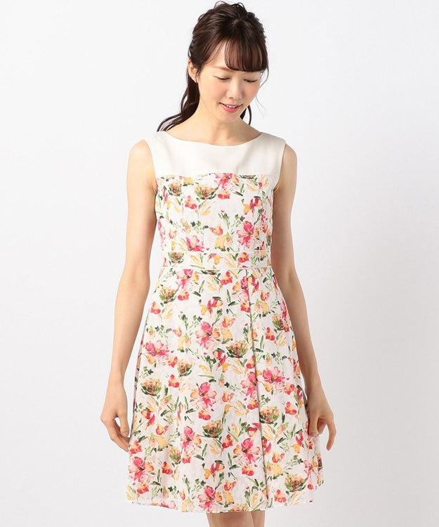 TOCCA ★【2018夏のWEB限定カラー】CROSSANDRA ドレス